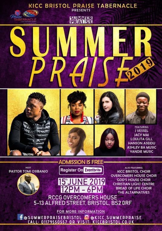 Summer Praise 2016